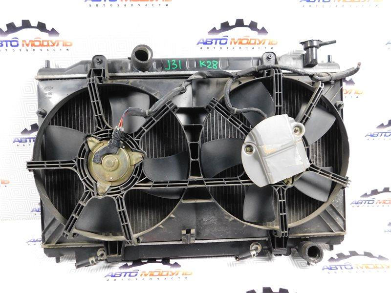 Радиатор основной Nissan Teana J31 VQ23