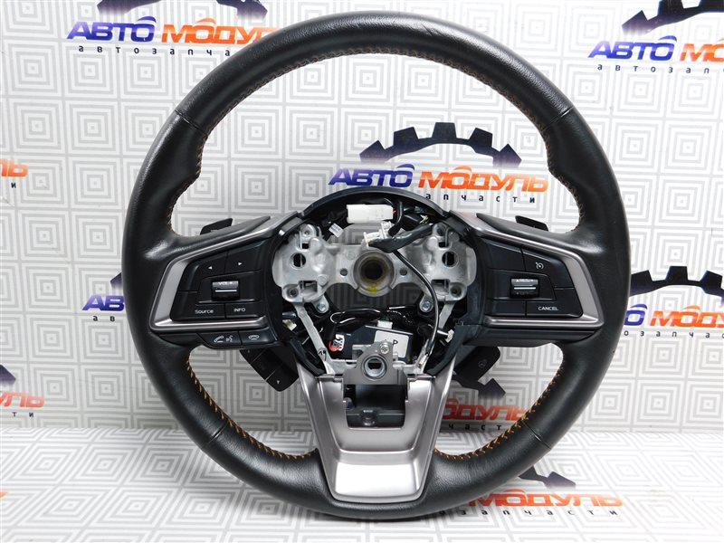Руль Subaru Xv GT