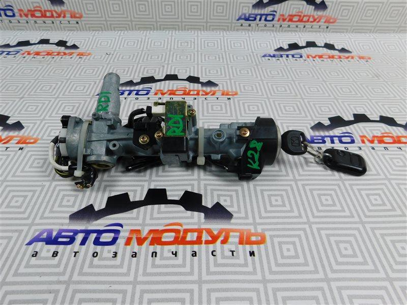 Замок зажигания Honda Cr-V RD1-1216022 B20B