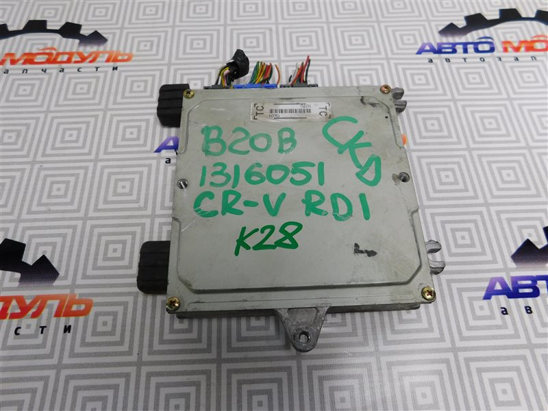 Компьютер двс Honda Cr-V RD1-1216022 B20B
