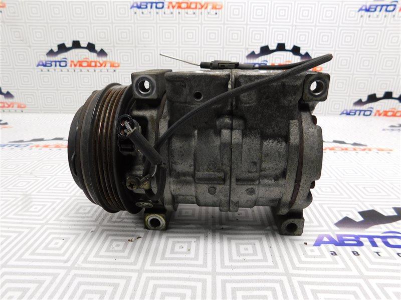 Компрессор кондиционера Suzuki Aerio RA21S M15A