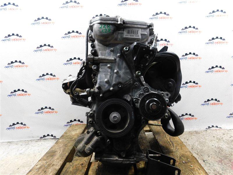Двигатель Toyota Isis ZGM10 2ZR-FAE