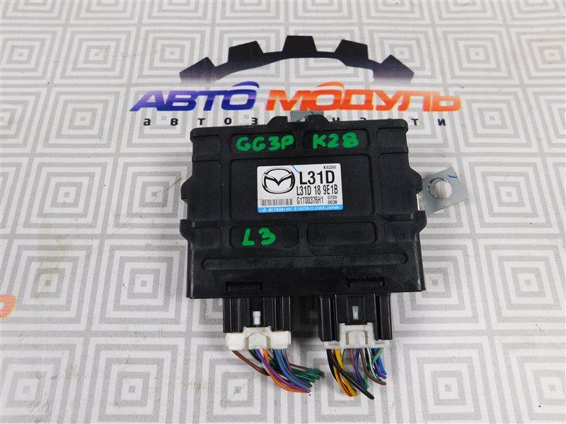 Блок управления акпп Mazda Atenza GG3P L3