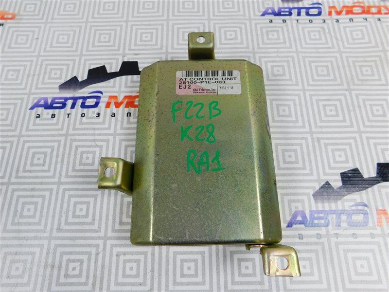 Блок управления акпп Honda Odyssey RA1 F22B