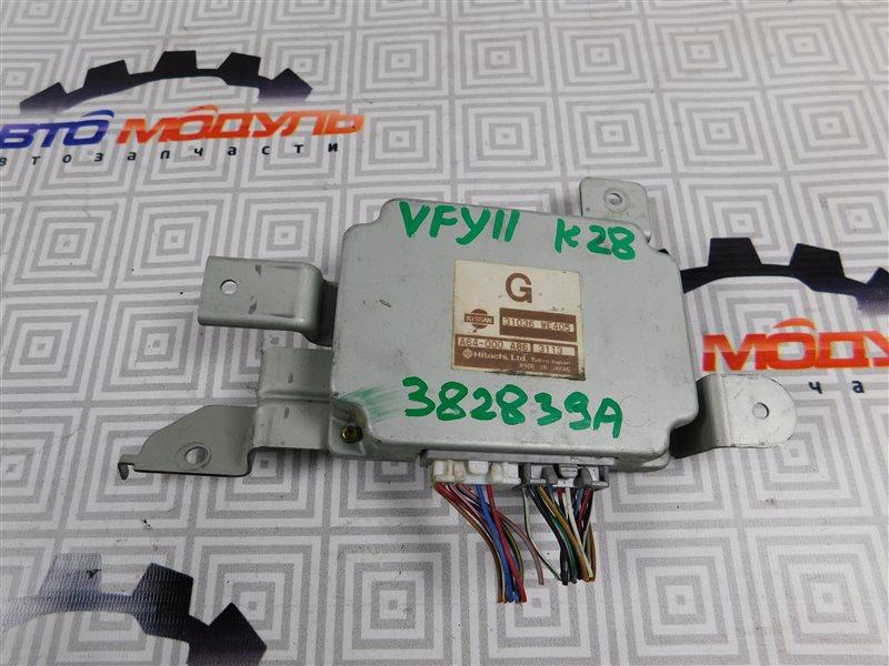 Блок управления акпп Nissan Ad VFY11 QG15