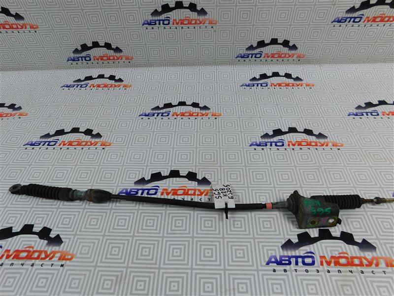 Трос переключения акпп Subaru Forester SG5-064423 EJ205 2004