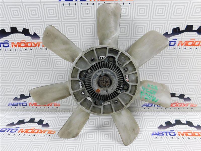 Вискомуфта Mitsubishi Delica P03V 4G63