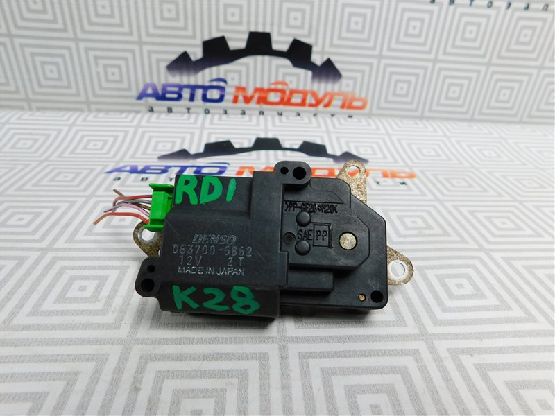 Сервопривод заслонок печки Honda Cr-V RD1-1216022 B20B