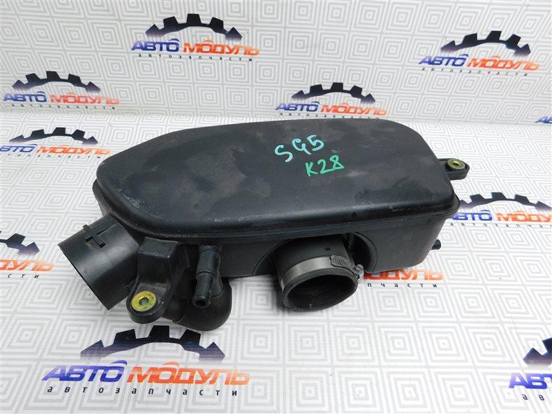 Резонатор воздушного фильтра Subaru Forester SG5-092424 EJ203 2005