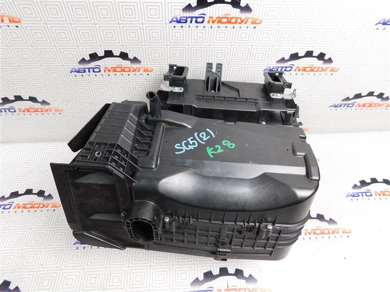 Корпус печки Subaru Forester SG5-064423 EJ205 2004