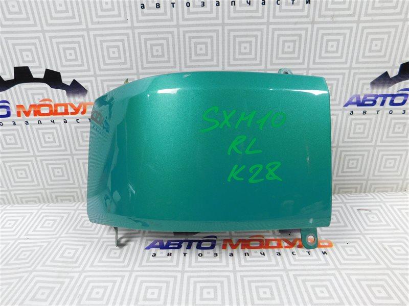 Планка под стоп Toyota Ipsum SXM10-0072696 3S-FE 1997 задняя левая