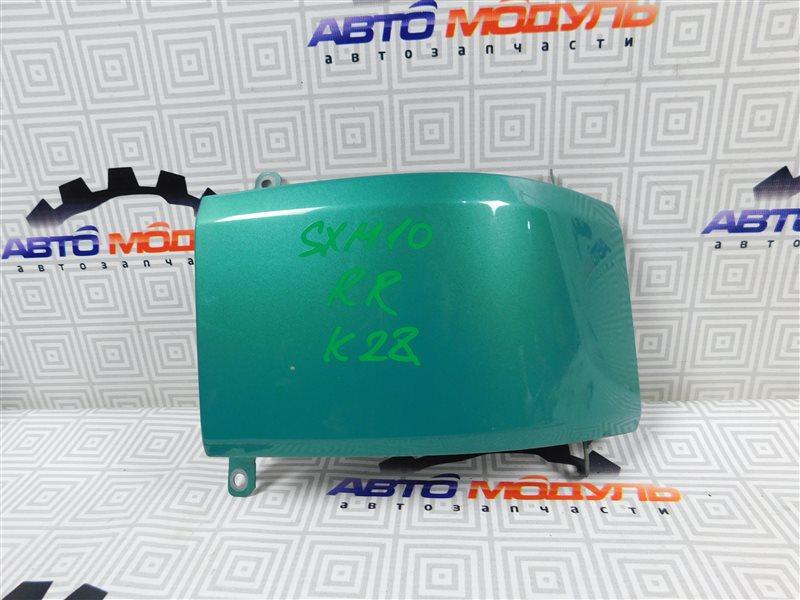 Планка под стоп Toyota Ipsum SXM10-0072696 3S-FE 1997 задняя правая