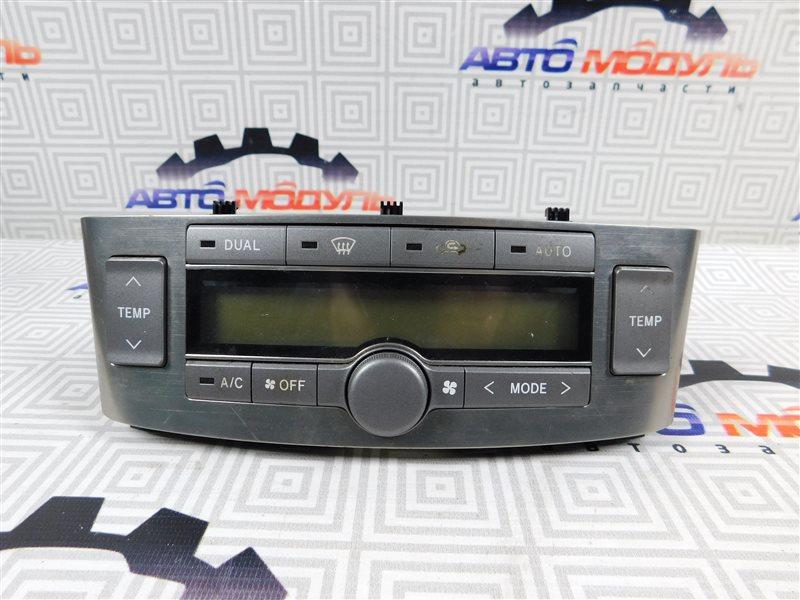 Блок управления климат-контролем Toyota Avensis AZT250-0011009 1AZ-FSE 2003