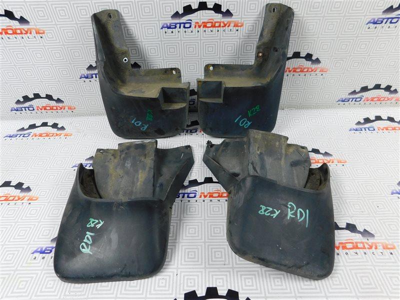 Брызговики комплект Honda Cr-V RD1-1216022 B20B