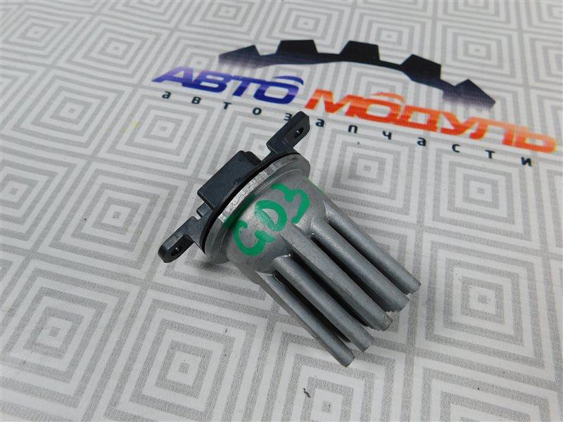Реостат печки Honda Fit GD1