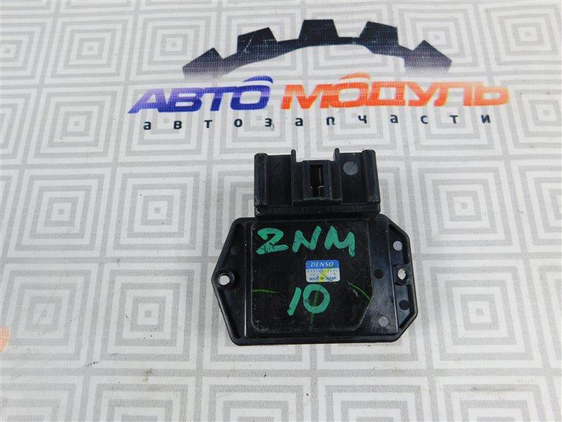 Реостат печки Toyota Isis ANM10