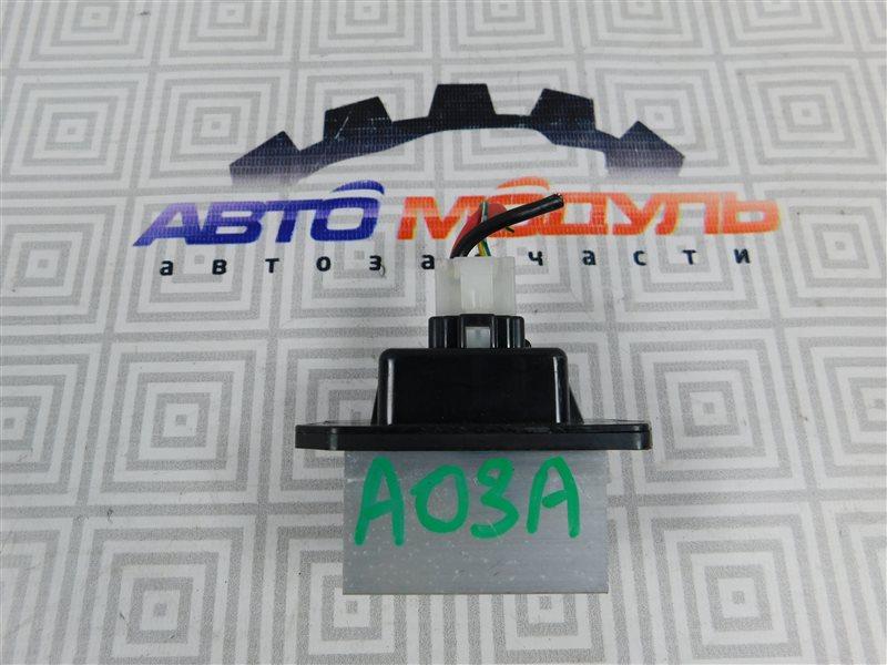 Реостат печки Mitsubishi Mirage A03A