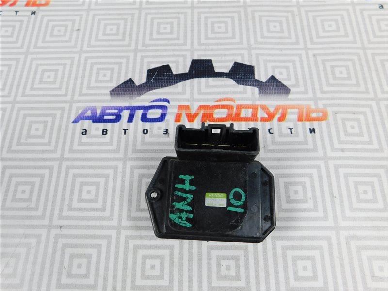 Реостат печки Toyota Alphard ANH10