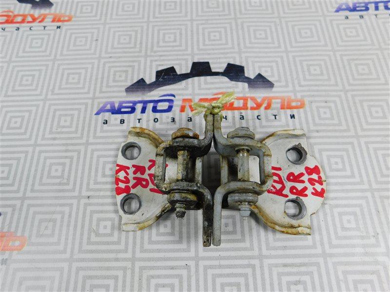 Петля дверная Honda Cr-V RD1-1216022 B20B задняя правая
