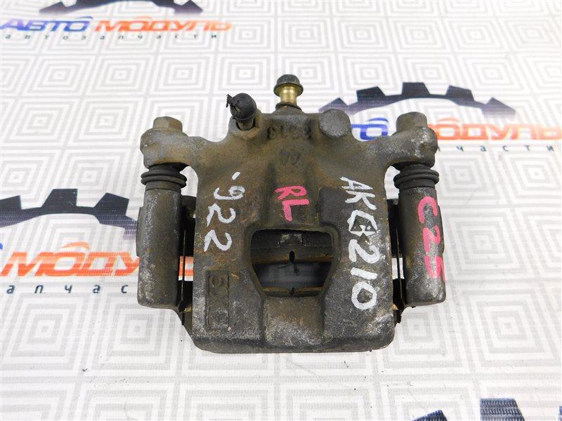 Суппорт Nissan Serena C25 задний левый