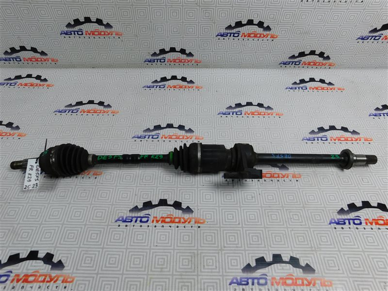 Привод Mazda Demio DE3FS ZJ передний правый