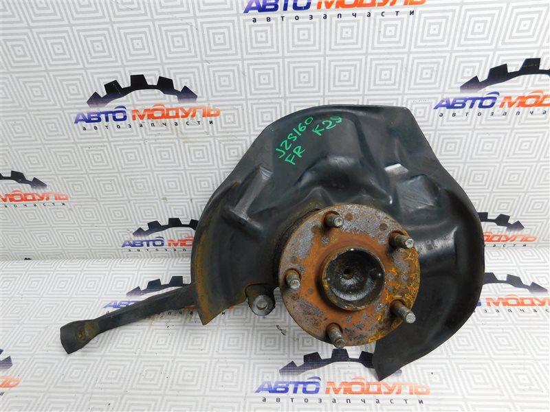 Ступица Toyota Aristo JZS147 передняя правая