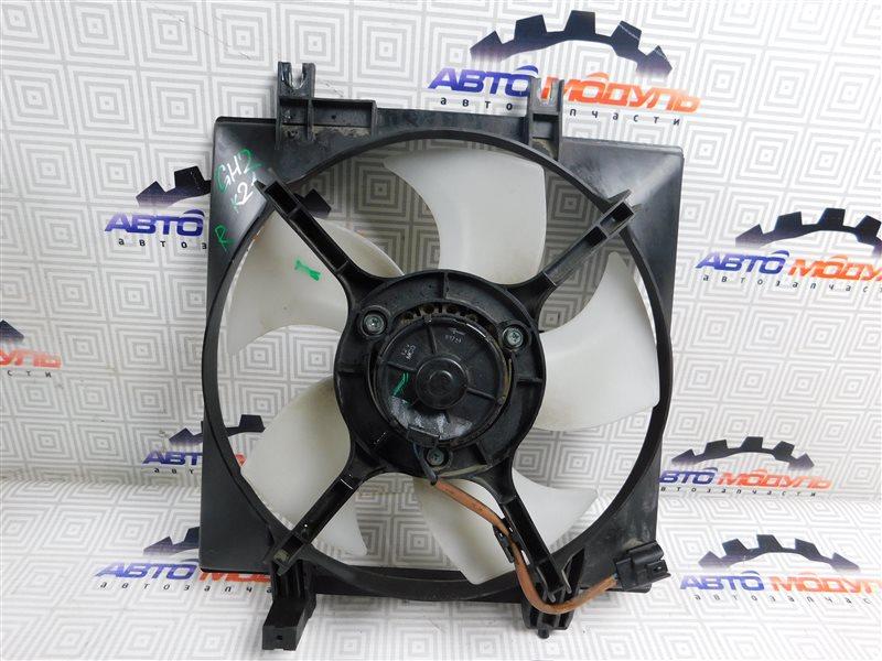 Диффузор радиатора Subaru Impreza GH2 EL154 правый
