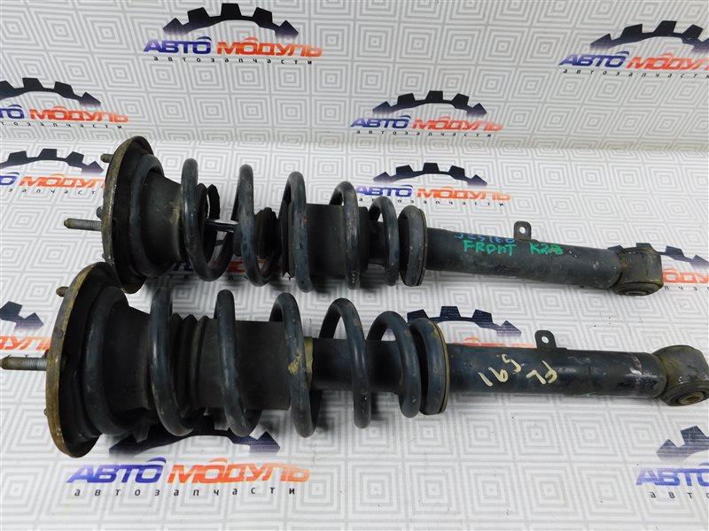 Стойка Toyota Aristo JZS160 передняя правая