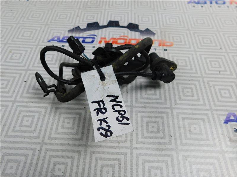 Датчик abs Toyota Succeed NCP51-0071775 1NZ-FE 2004 передний правый