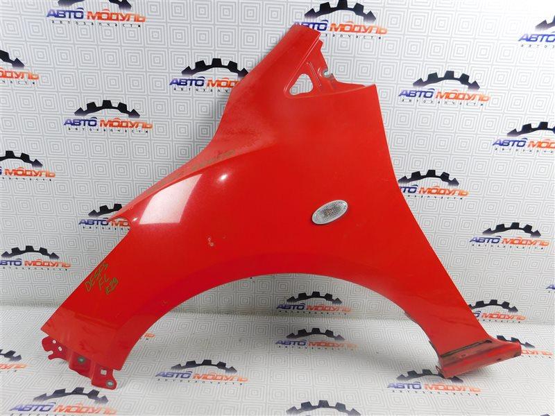 Крыло Mazda Demio DE3FS переднее левое