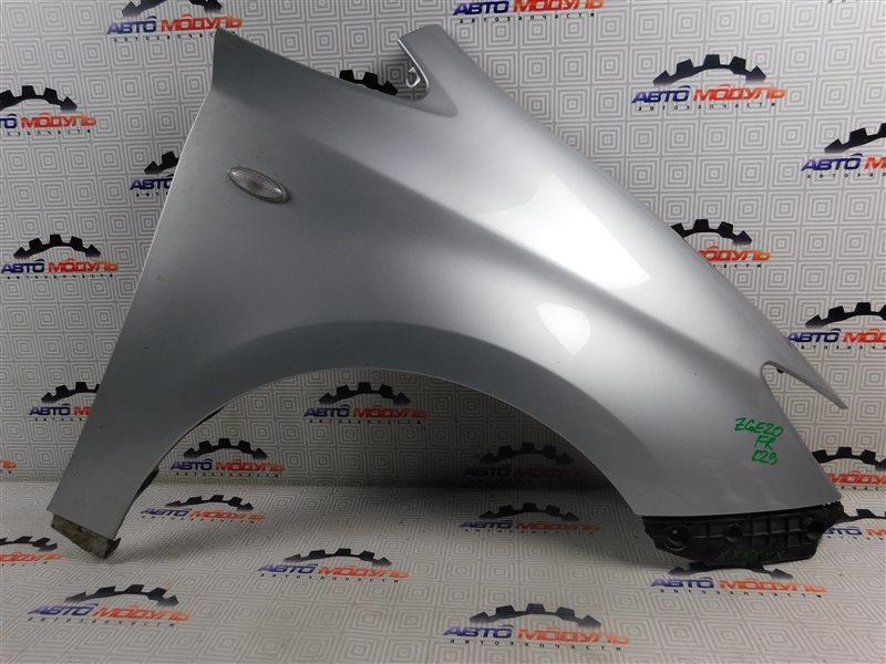 Крыло Toyota Wish ZGE20-0101625 2ZR-FAE 2011 переднее правое
