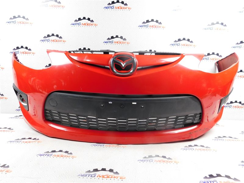 Бампер Mazda Demio DE3AS передний