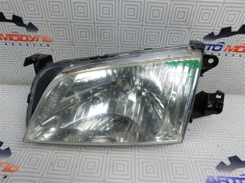 Фара Mazda Demio DW3W B3 левая