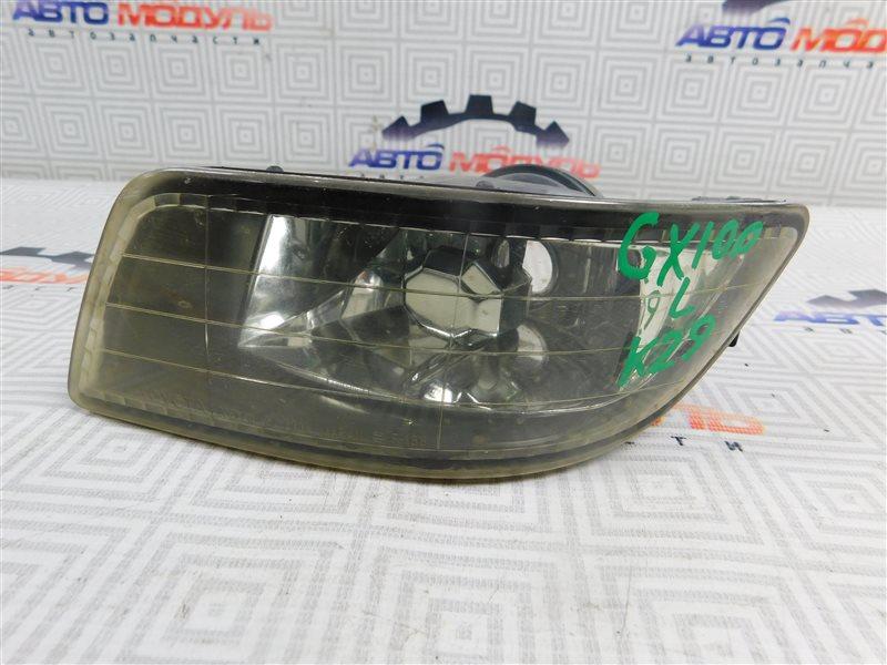 Туманка Toyota Chaser GX100 левая