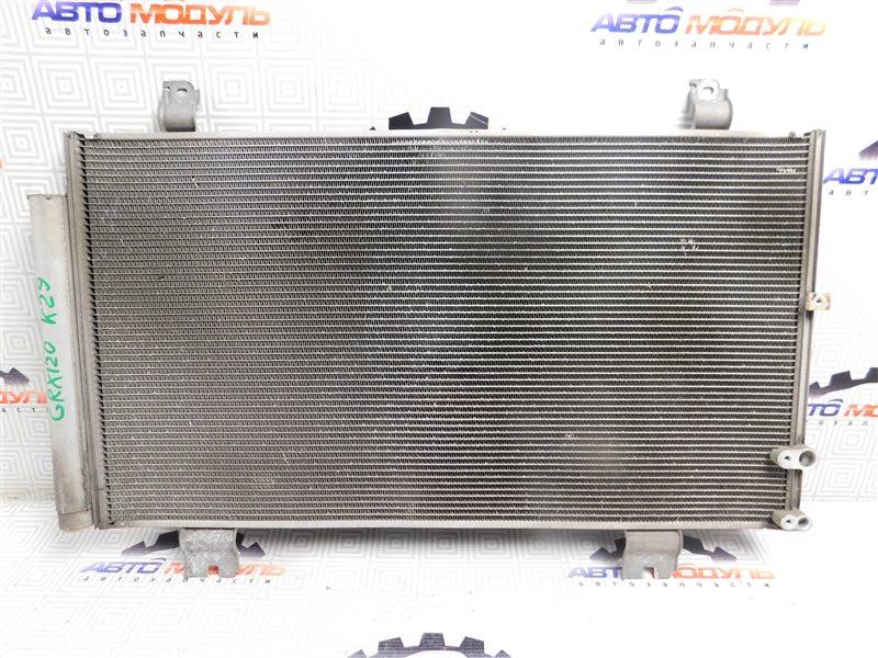Радиатор кондиционера Toyota Mark X GRX120 3GR-FSE