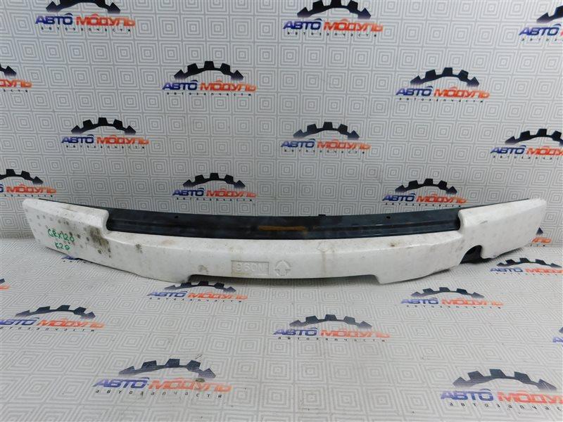 Усилитель бампера Toyota Mark X GRX120 передний