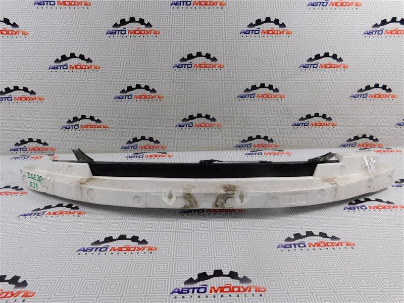 Усилитель бампера Toyota Wish ZGE20-0101625 2ZR-FAE 2011 передний