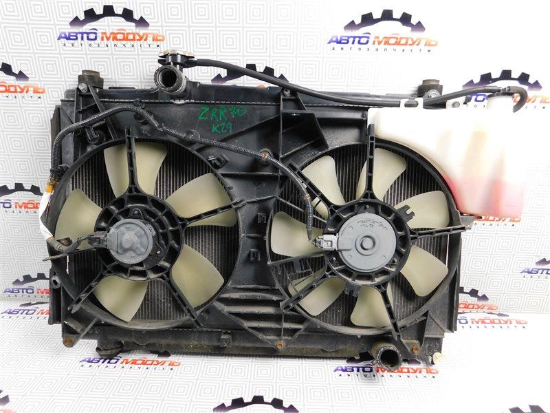 Радиатор основной Toyota Voxy ZRR70 3ZR-FE