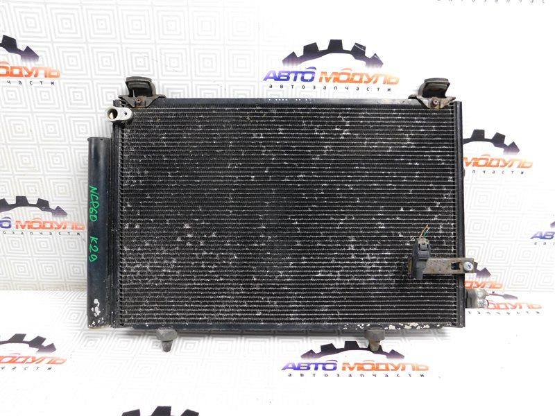 Радиатор кондиционера Toyota Ist NCP60