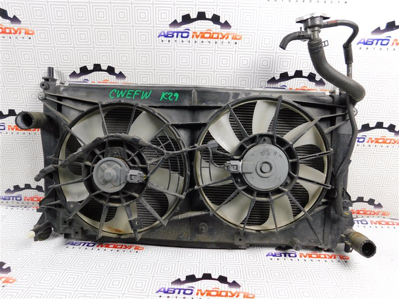 Радиатор основной Mazda Premacy CWEFW LF