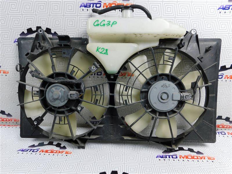 Диффузор радиатора Mazda Atenza GG3S L3