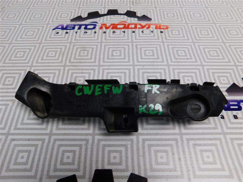 Крепление бампера Mazda Premacy CWEFW переднее правое