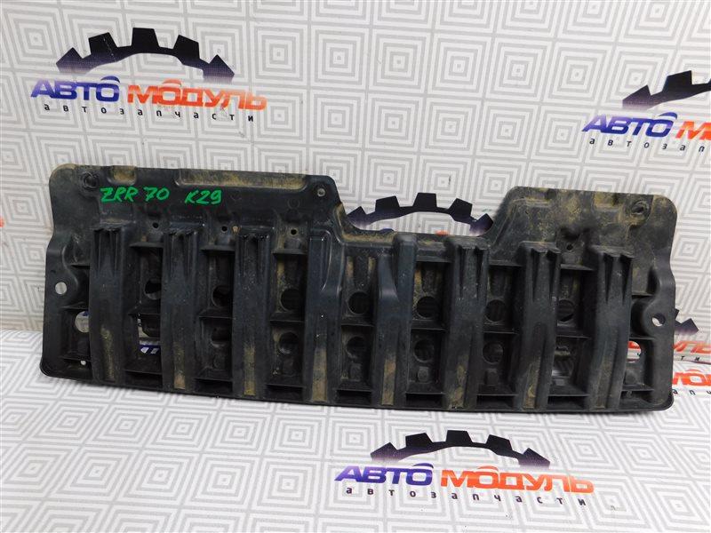 Защита бампера Toyota Voxy ZRR70 передняя
