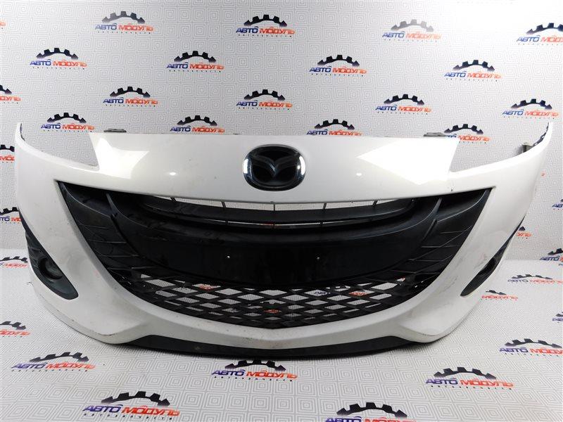 Бампер Mazda Premacy CWEFW передний