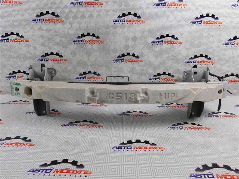 Усилитель бампера Nissan Lafesta CWEFW передний