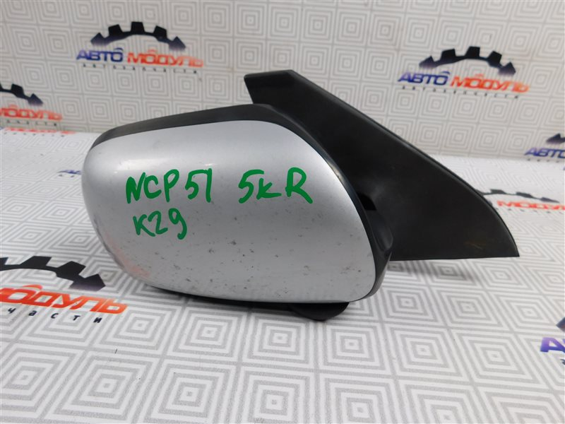 Зеркало Toyota Succeed NCP51-0071775 1NZ-FE 2004 правое