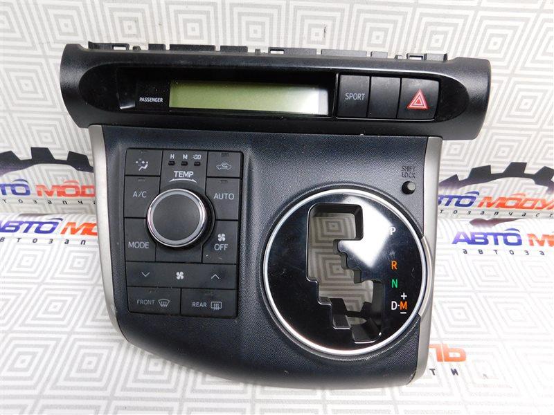 Блок управления климат-контролем Toyota Wish ZGE22