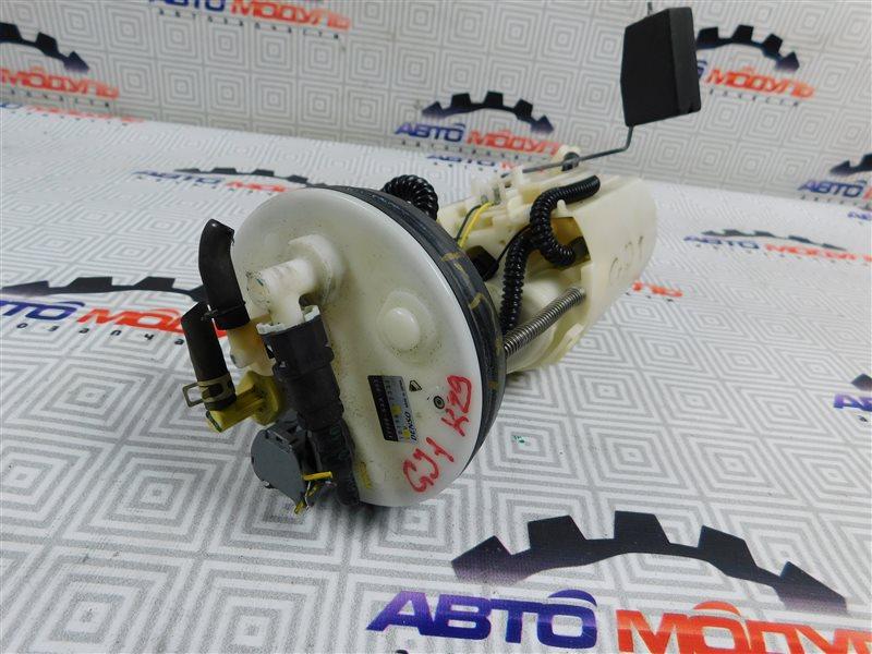 Топливный насос Honda Airwave GJ1 L13A