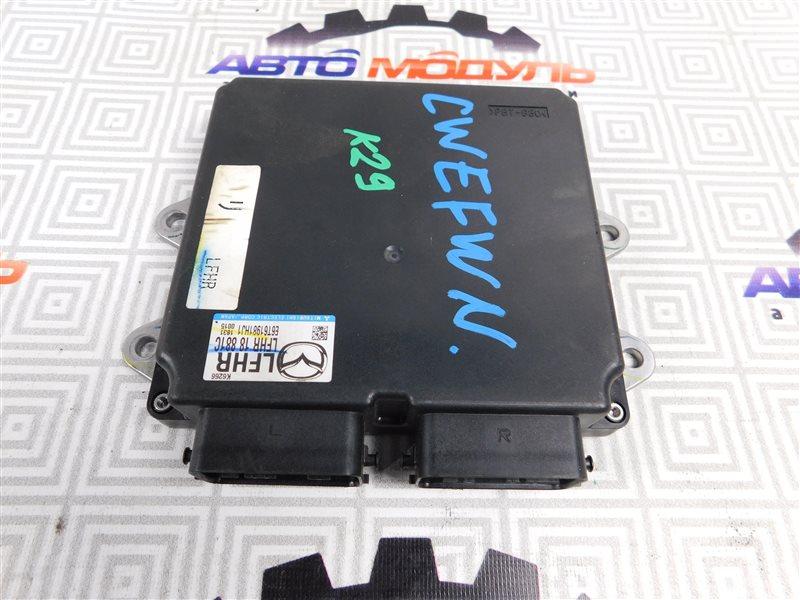 Компьютер двс Nissan Lafesta CWEFWN LF-VDS