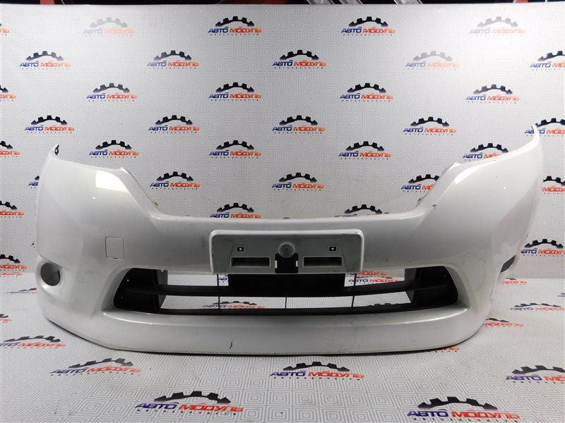 Бампер Nissan Lafesta CWEFWN передний
